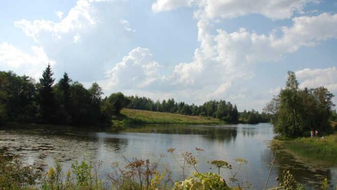 Коттеджный поселок Поляны